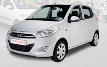 Rent Hyundai i10 1200cc (ή παρομοιο)