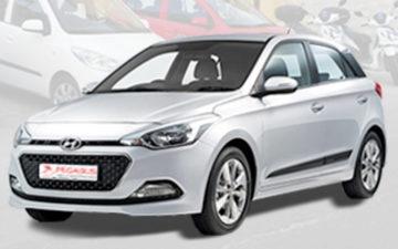 Κράτηση Hyundai i20 1200cc (ή παρομοιο)