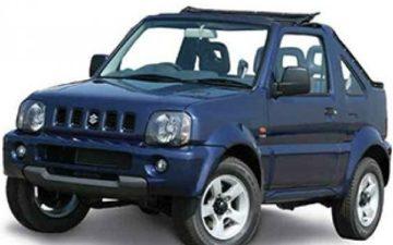 Κράτηση Suzuki Suzuki Jimny